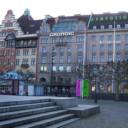 Book cheap flights to Malmö, Sweden