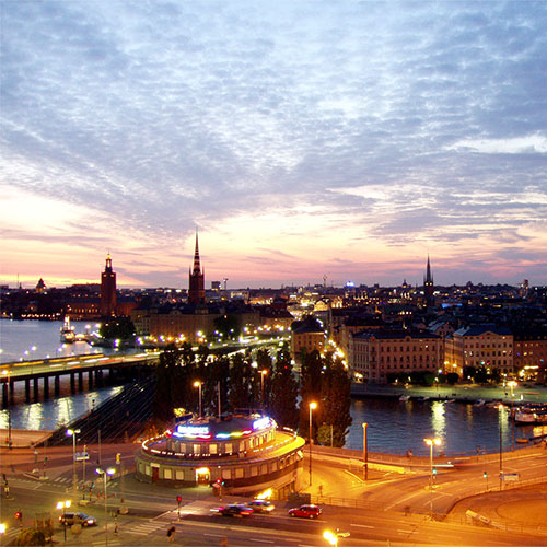 Book cheap flights to Stockholm, Sweden