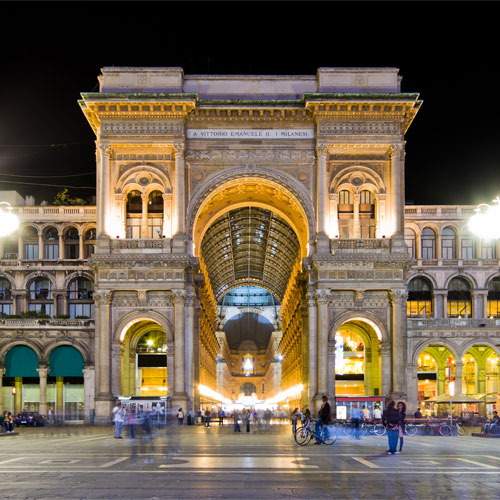 Book cheap flights to Milan, Italy