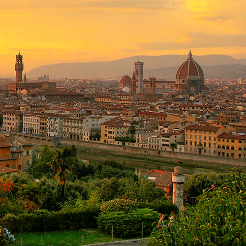 Book cheap flights to Florence, Italy
