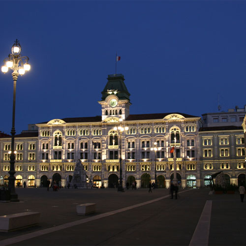 Book cheap flights to Trieste, Italy