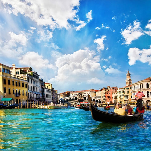 Book cheap flights to Venice, Italy