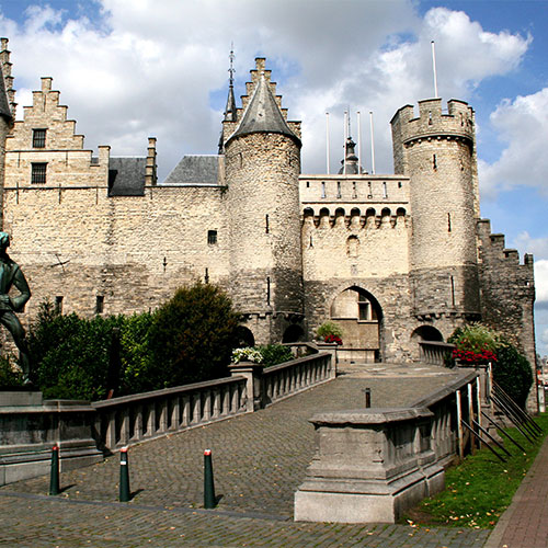 Book cheap flights to Antwerp ,Belgium