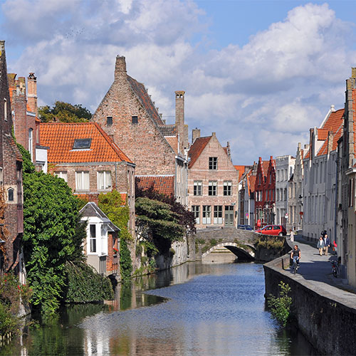 Book cheap flights to Brugge, Belgium