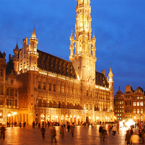 Book cheap flights to Brussels, Belgium