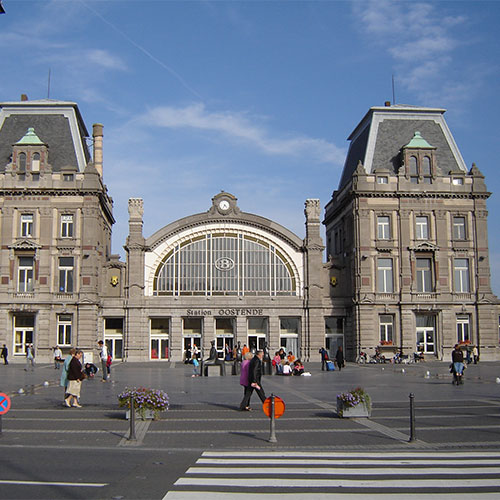 Book cheap flights to Ostend, Belgium