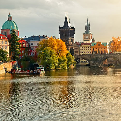 Book cheap flights to Prague, Czech Republic