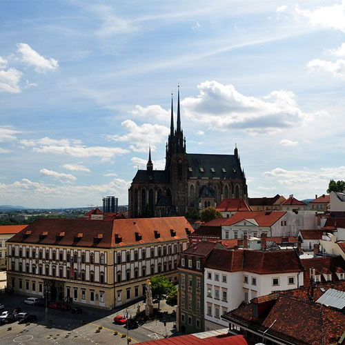 Book cheap flights to Brno ,Czech Republic