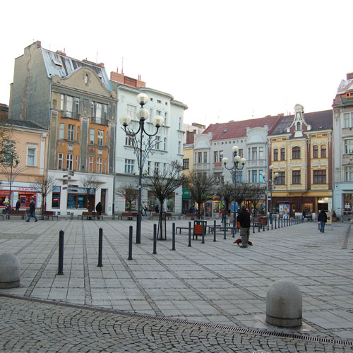 Book cheap flights to Ostrava, Czech Republic