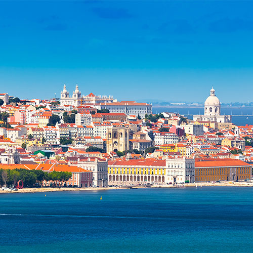 Book cheap flights to Lisbon, Portugal