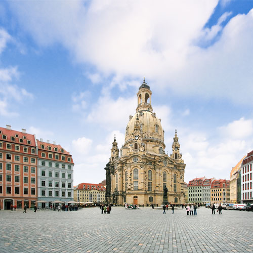 Book cheap flights to Dresden, Germany