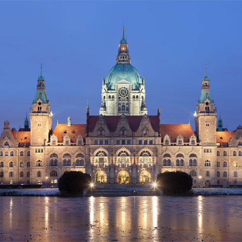 Book cheap flights to Hannover, Germany