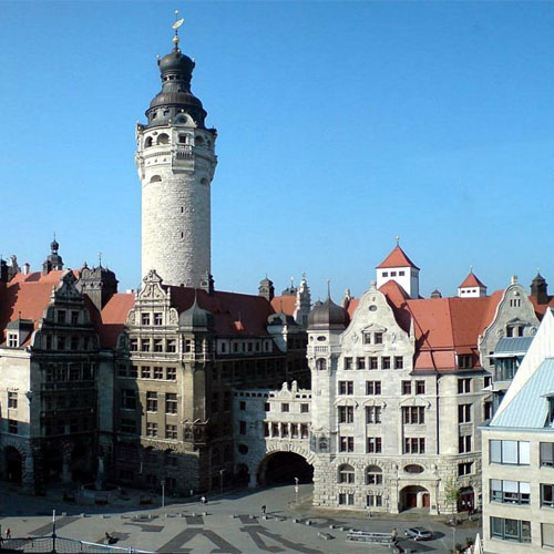 Book cheap flights to Leipzig, Germany