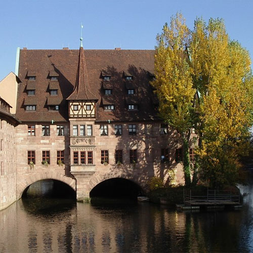 Book cheap flights to Nuremberg, Germany