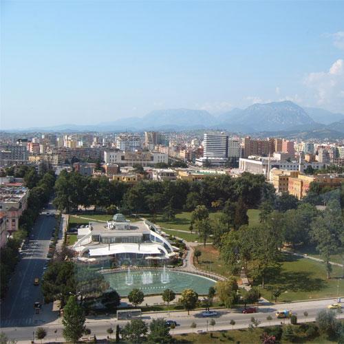 Book cheap flights to Tirana ,Albania