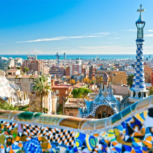 Book cheap flights to Barcelona, Spain