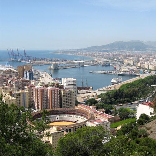 Book cheap flights to Malaga, Spain