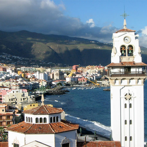 Book cheap flights to Tenerife, Spain
