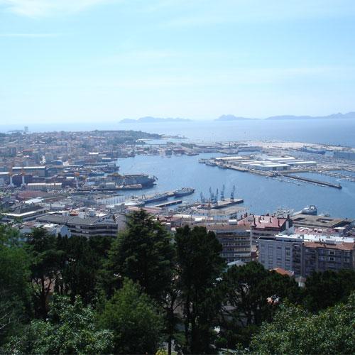 Book cheap flights to Vigo, Spain