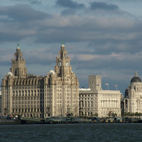 Book cheap flights to Liverpool, England