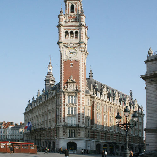 Book cheap flights to Lille, France