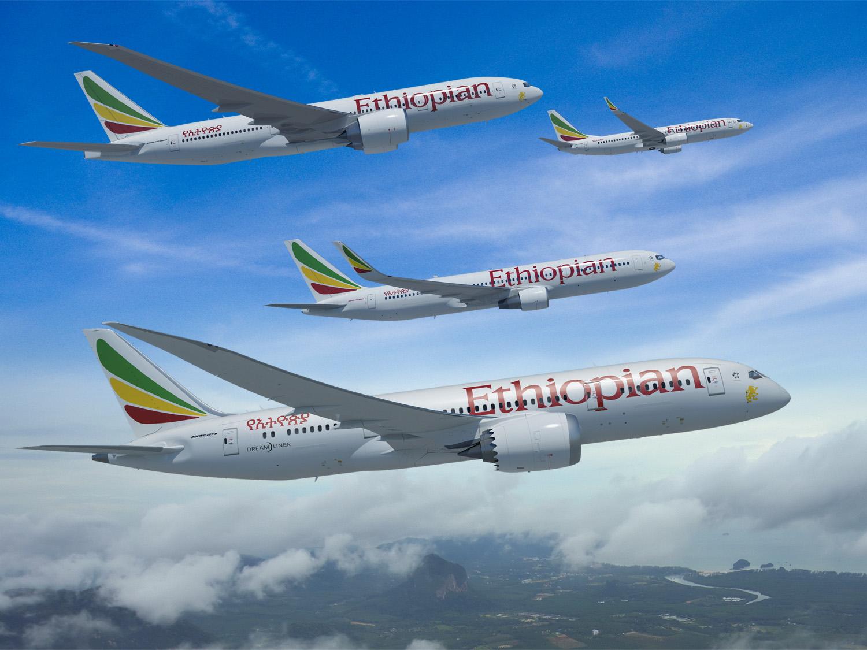 Book cheap Ethiopian Airlines flights - Travelstart.co.za