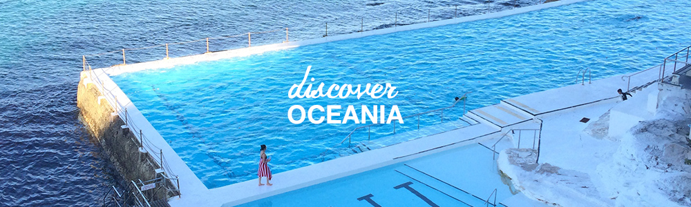 Travel to Oceania with travelstart