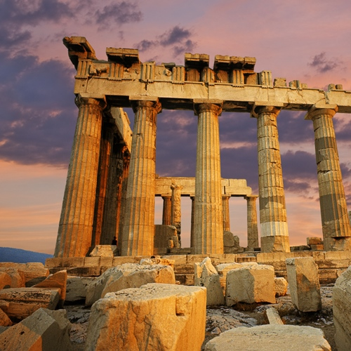 Book cheap flights to Athens, Greece