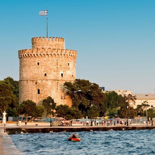Book cheap flights to Thessaloniki, Greece
