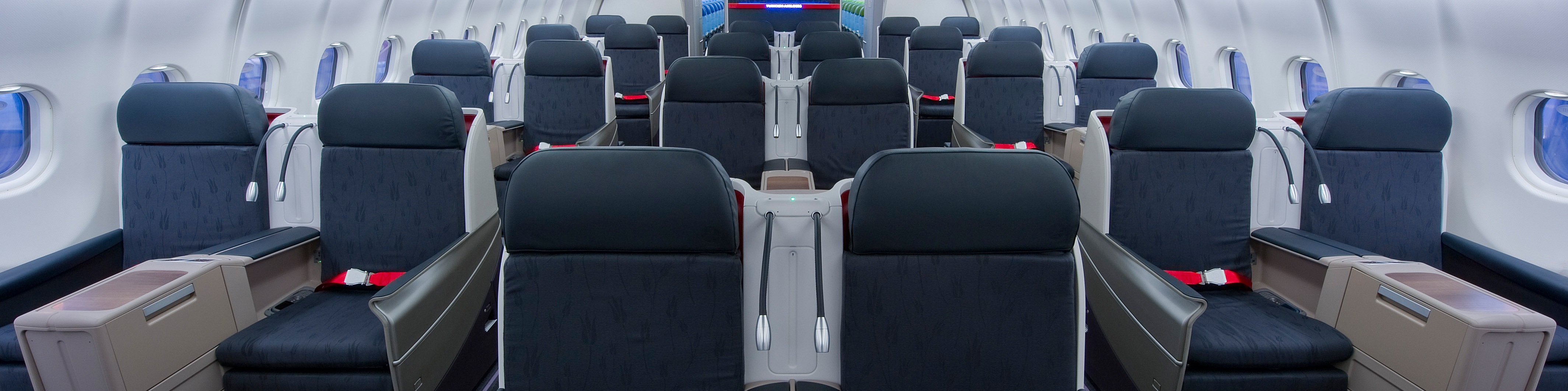 Turkish Airlines - Seating