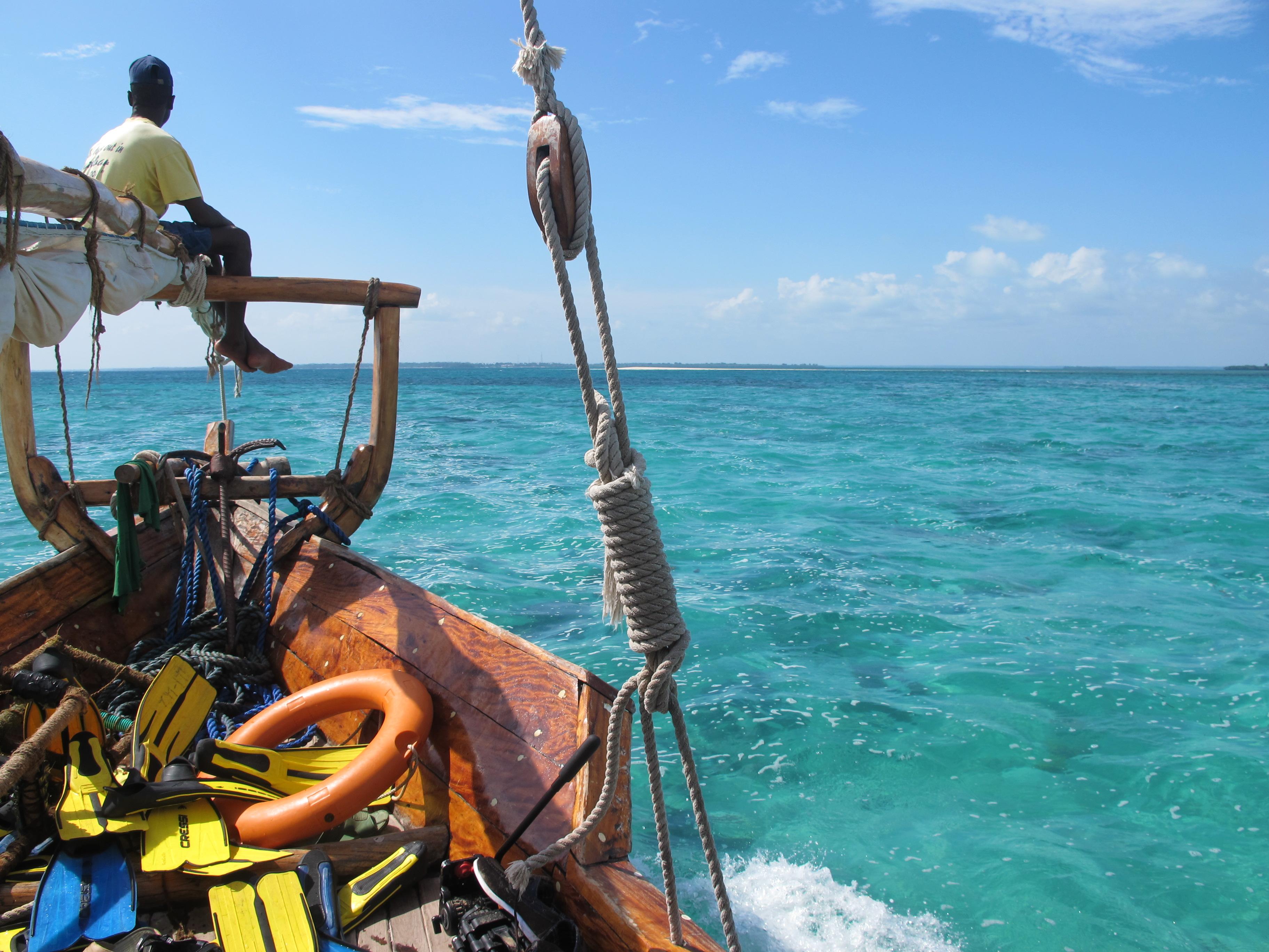 Zanzibar cruising