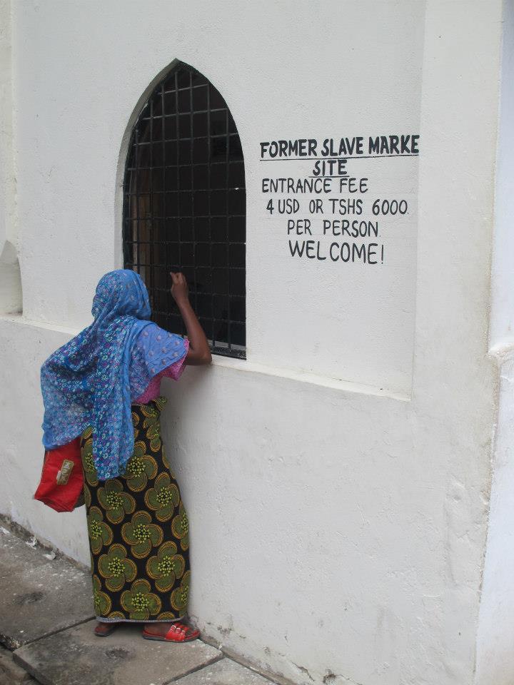 Stone Town Slave Market