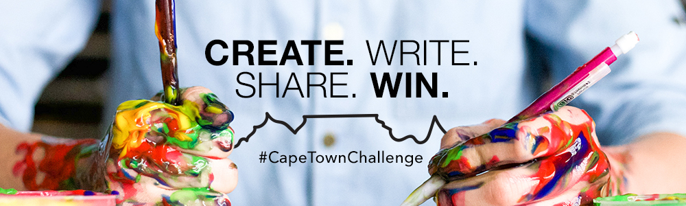 Cape Town Blogger Competition