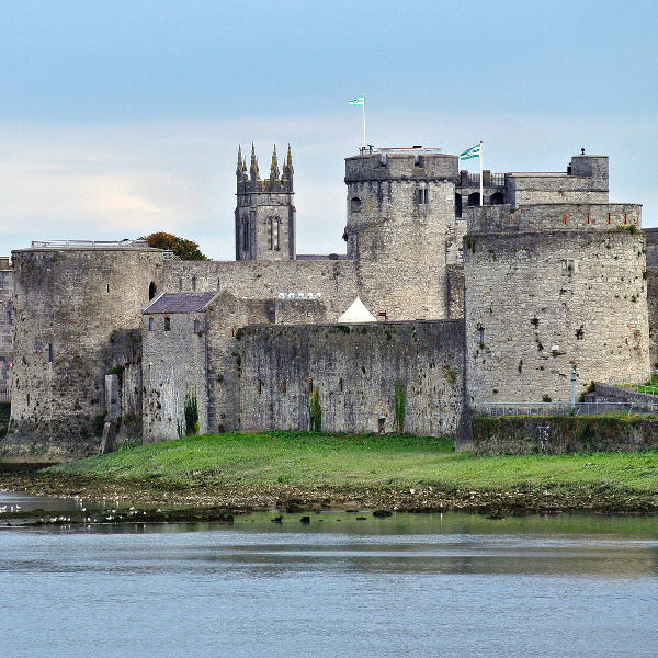 King Johns Castle Shannon