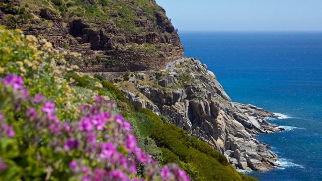Chapmans Peak Cape Town